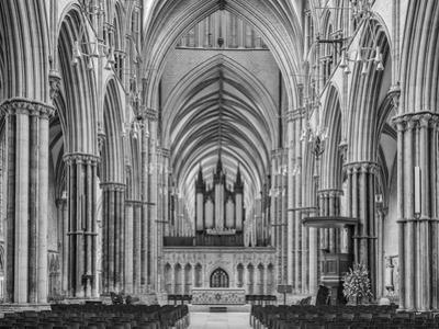 Lincoln Cathedral England by John Ford