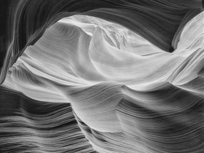 Overhang Lower Antelope Canyon, Page, Arizona, USA by John Ford