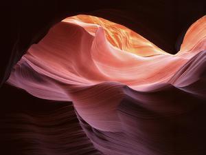 USA, Arizona, Antelope Canyon Antelope Arcade by John Ford