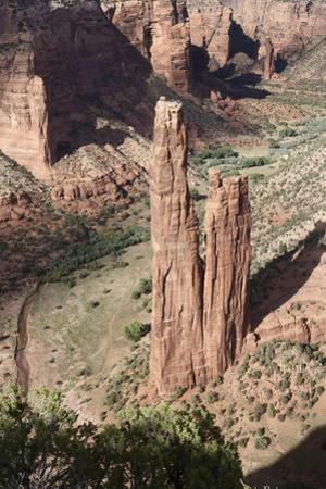 USA, Arizona Spider Rock Canyon de Chelly by John Ford