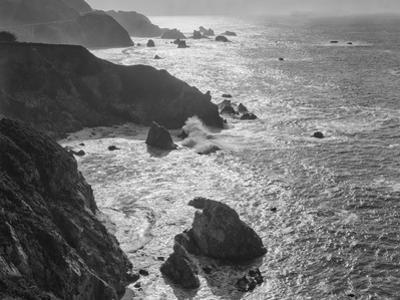 USA, California, Big Sur Coast by John Ford