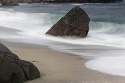 USA, California, Garrapata Beach