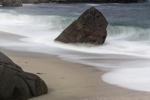 USA, California, Garrapata Beach by John Ford