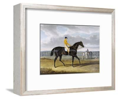 Aquatint by Thomas Sutherland After Jack Spigot, Winner 1821