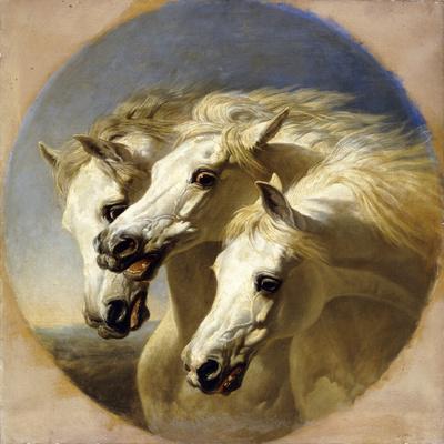 Pharaoh's Horses, 1848