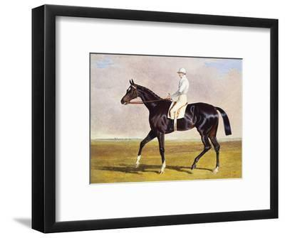 Sir Mark Wood's Racehorse 'Lucetta' with J. Robinson Up