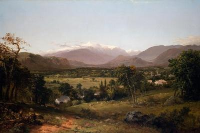 Mount Washington from the Valley of Conway, 1851