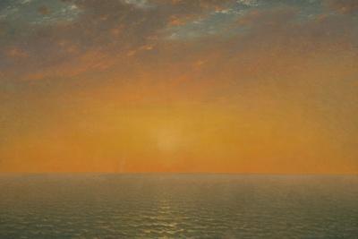 Sunset on the Sea, 1872
