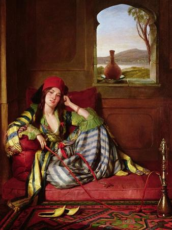 Favourite of the Harem by John Frederick Lewis
