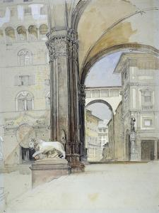 Florence by John Frederick Lewis
