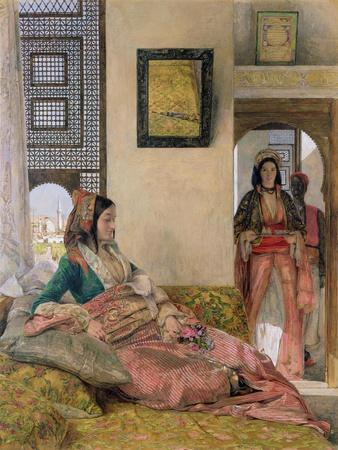 Life in the Harem, Cairo