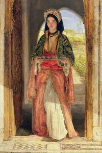 The Coffee Bearer, 1857 by John Frederick Lewis