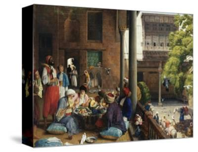 The Midday Meal, Cairo, Egypt