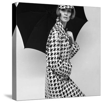 Belted Tweed Suit, Spring 1964