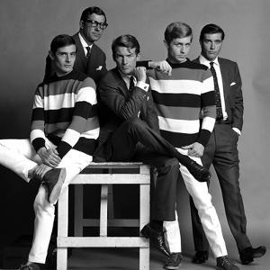 Men's Casual and Business Attire, 1960s by John French