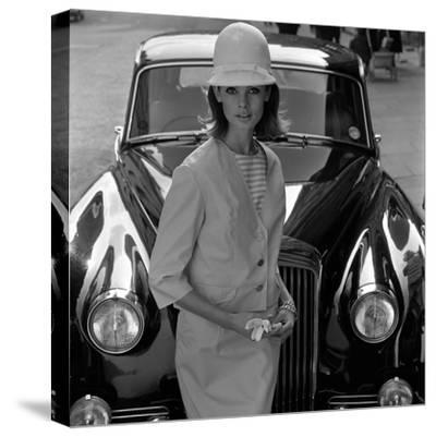 Model and Car, 1960s