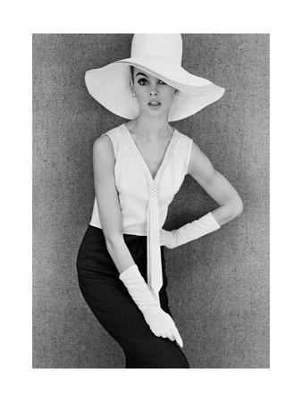 Outfit and White Hat, 1960s