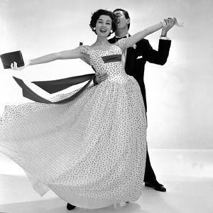 Spotty Dress, 1957 by John French
