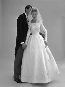 Wedding Dress, 1960s by John French