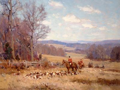 The Fox Hunt by John Frost