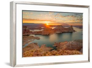 Gunsight Sunrise by John Gavrilis