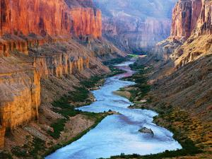 Mile 52 Colorado River by John Gavrilis