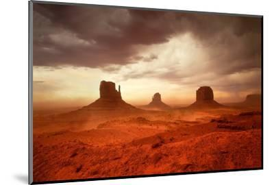 Monsoon Sandstorm by John Gavrilis