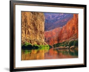 Red Wall Gorge by John Gavrilis
