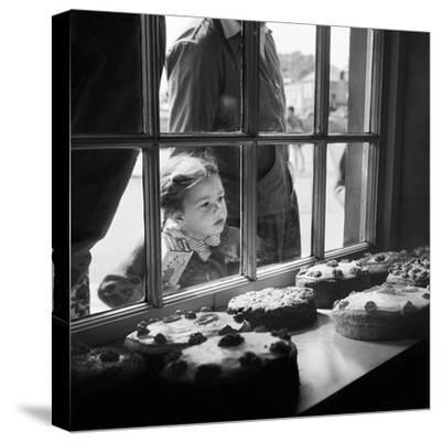 Cake Shop, Padstow, Cornwall, 1946-59