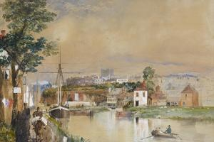 Exeter and the Canal Basin, 1835-40 by John Gendall