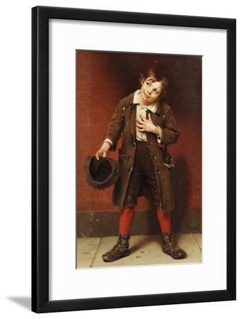Beggar Boy, C.1885-1887