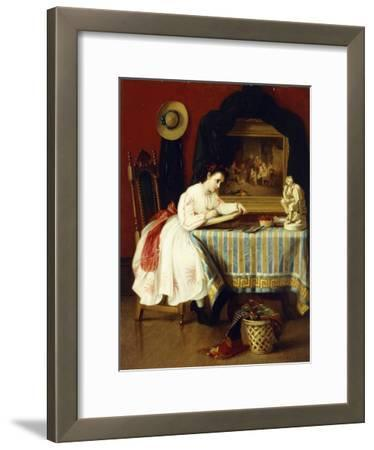 The Young Artist, 1867
