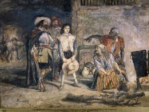 Gil Blas Taken Prisoner, 1892 by John Gilbert
