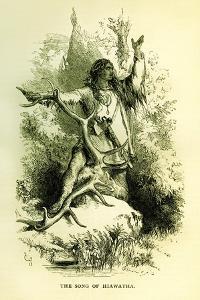 Henry Wadsworth Longfellow 's by John Gilbert