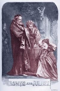 Romeo and Juliet by William Shakaespeare by John Gilbert