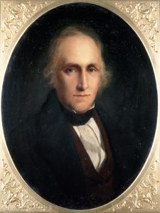 Self Portrait of Sir John Gilbert, 1872 by John Gilbert