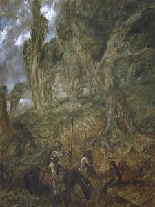 The Lost Route, 1894 by John Gilbert