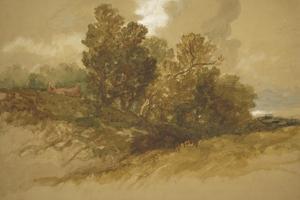 Wraysbury, Buckinghamshire, 1872 by John Gilbert