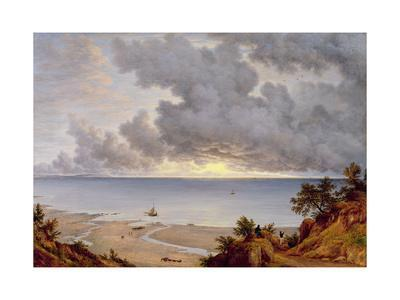 View from Shanklin, Isle of Wight, C.1827