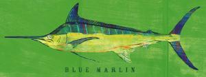 Blue Marlin by John Golden