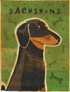 Dachshund by John Golden