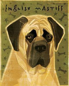 English Mastiff by John Golden