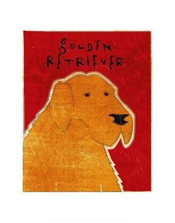 Golden Retriever by John Golden