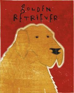 Golden Retriever by John Golden