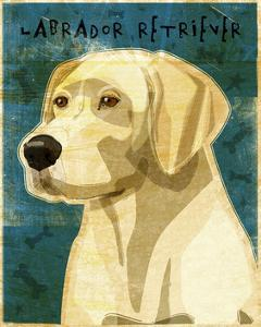 Labrador Retriever by John Golden
