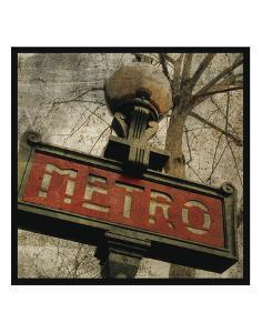 Metro II by John Golden