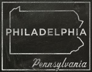 Philadelphia, Pennsylvania by John Golden
