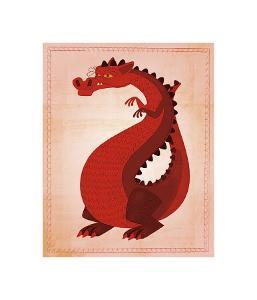 Red Dragon by John Golden
