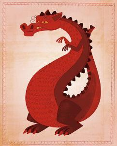 Red Dragon by John Golden