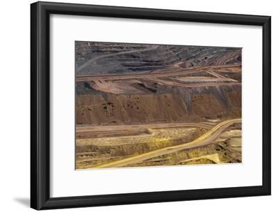 Outback Mines Aerial, Australia